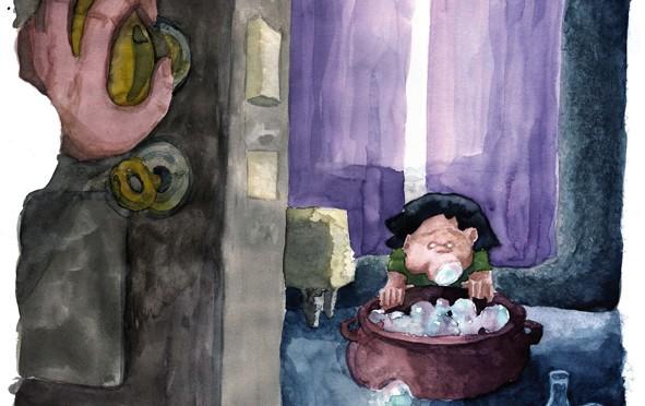 La fée du robinet – illustration 3