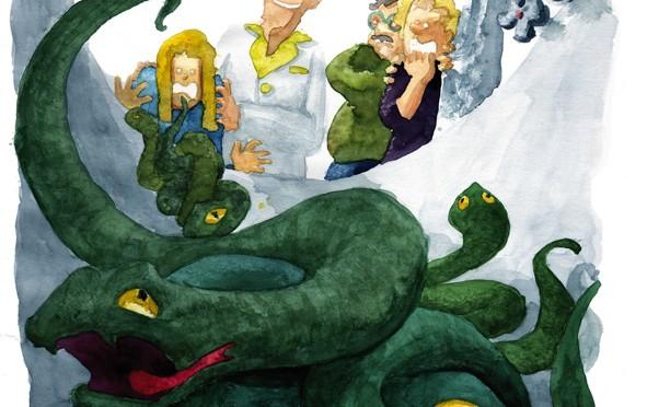 La fée du robinet – illustration 4