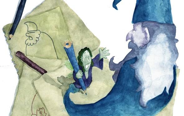 La fée du robinet – illustration 5