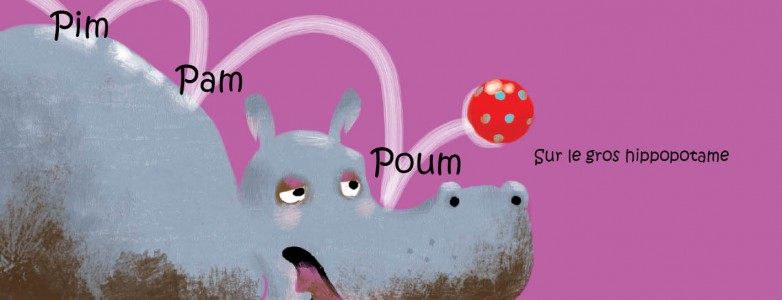 ballon-hippopotame