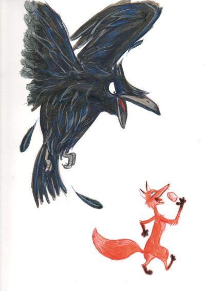 corbeau-renard-esope-fontaine