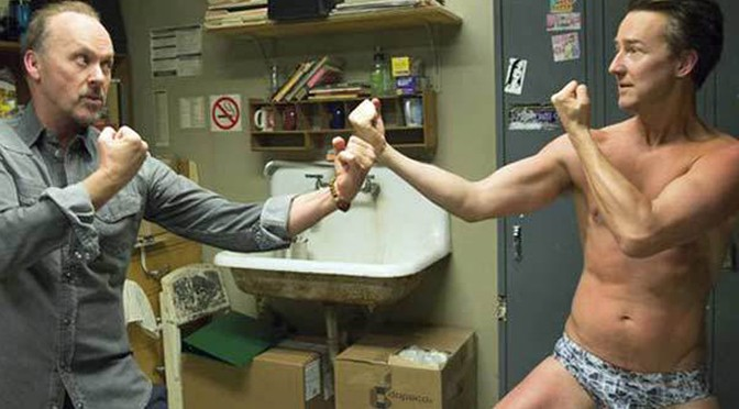 Birdman fanart : ou l'art de porter le slip selon Michael Keaton