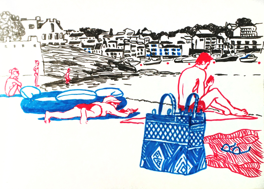 cadaques-dessin-plage