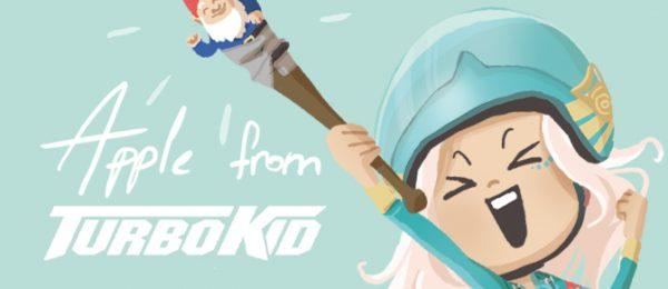 Apple : personnage déjanté du film Turbo Kid