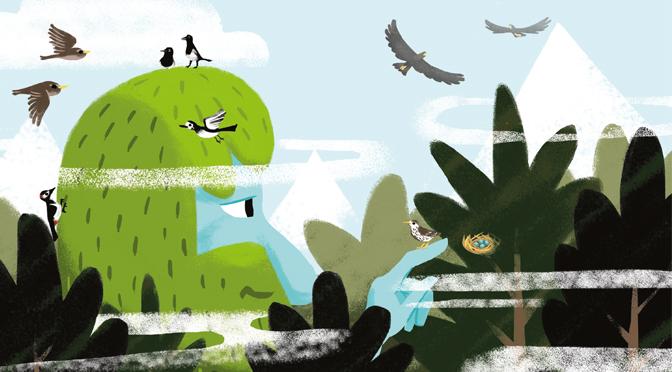 WIP – Projet livre pour enfant