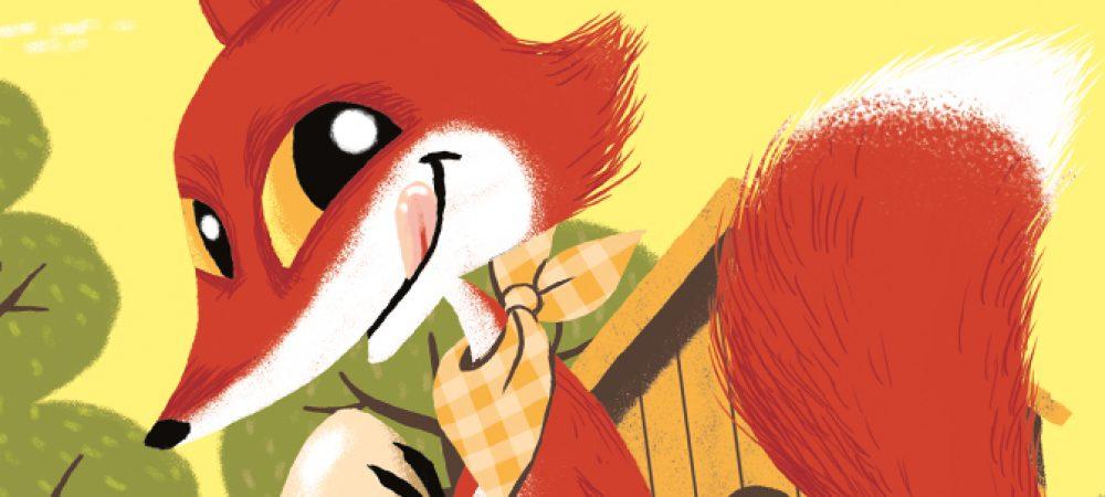 Un renard dans le poulailler