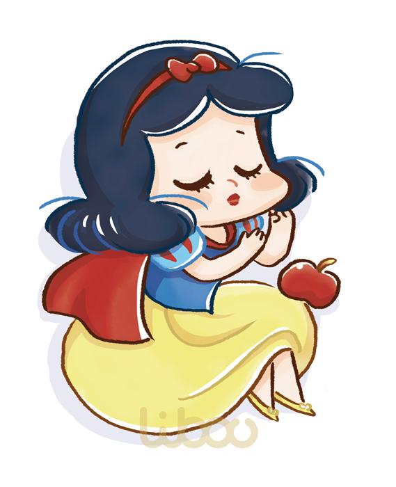 Cute Disney Princesses Sleeping | Libou
