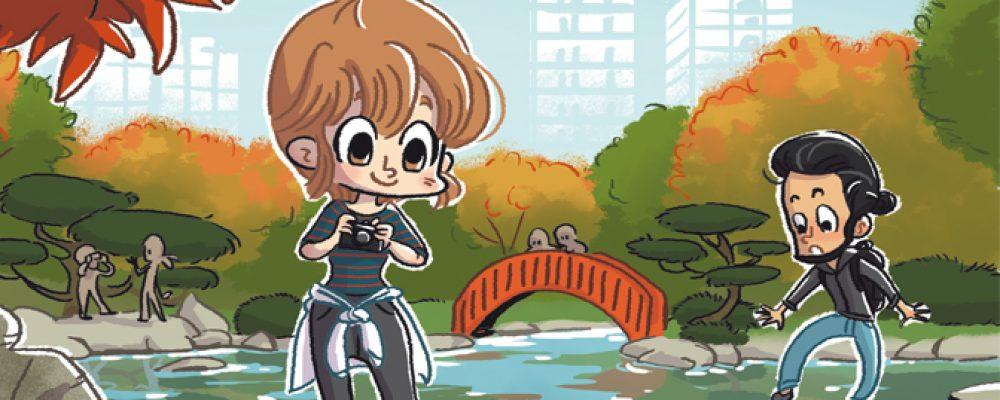 Anecdotes et Coups de Coeur au Japon : Les jardins de Tokyo