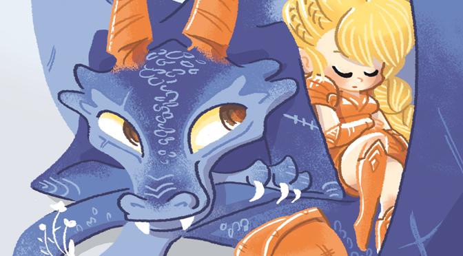 Character Design Challenge Dragonrider