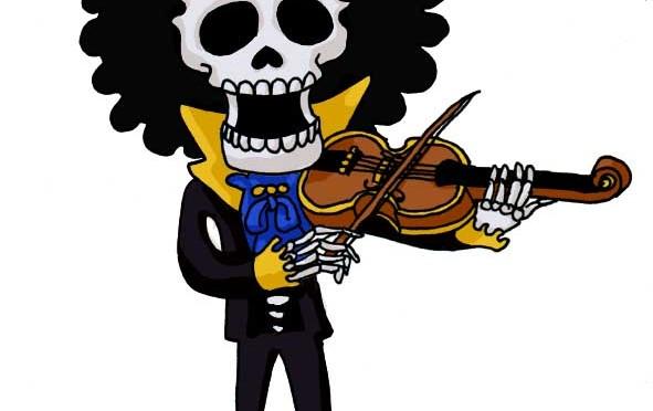 Brook le squelette de one piece