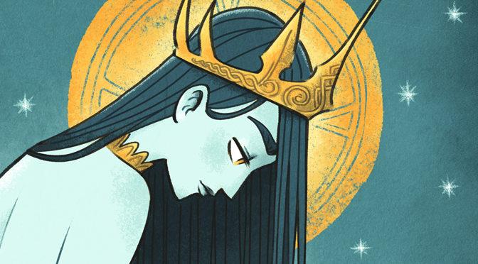 Character design challenge Nordic Gods